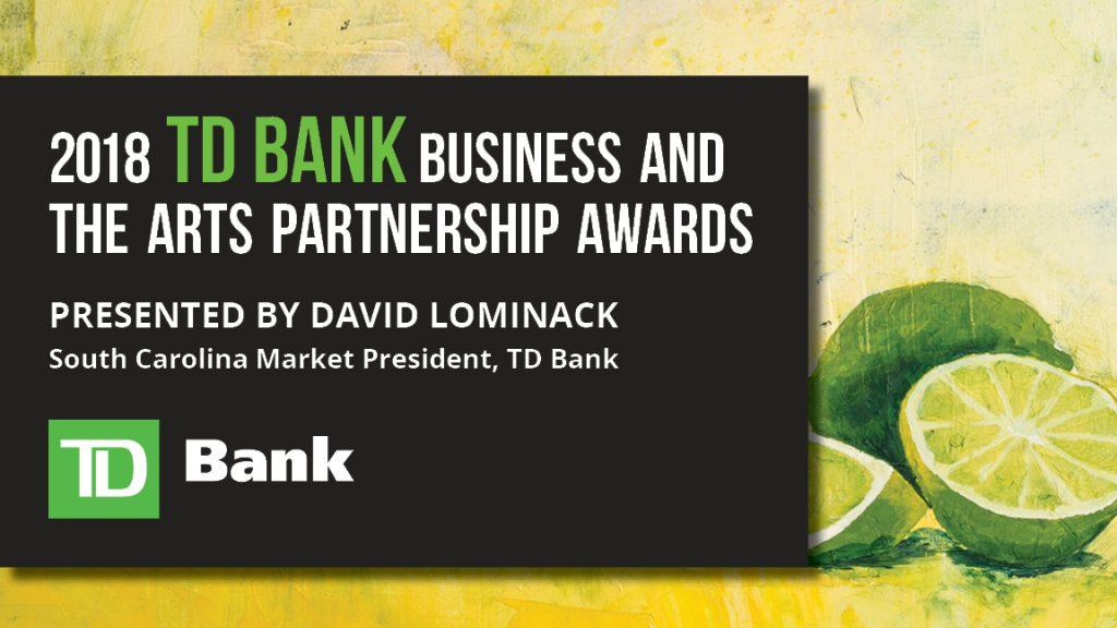 TD Bank Business & the Arts Partnership Awards