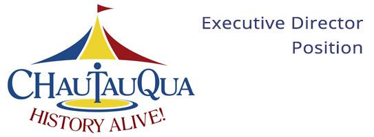 Job Position: Executive Director, Greenville Chautauqua