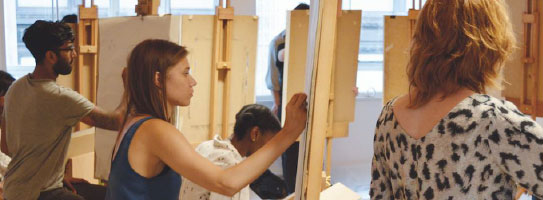 Figure Drawing Classes: August