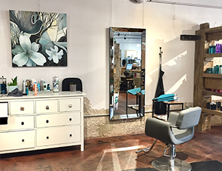 Sixpence Salon